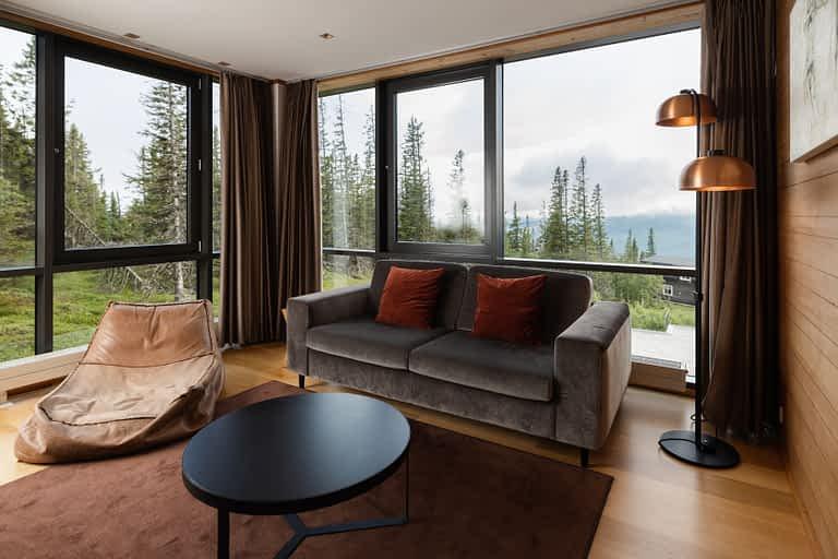 Zinc livingroom